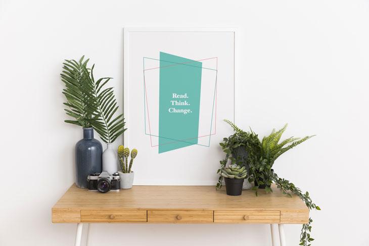 10 stampabili per il vostro angolo lettura.
